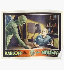 The Mummy (Wide) Poster