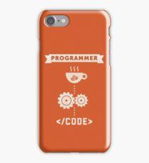 programming iPhone Case/Skin