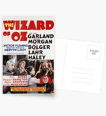 The Wizard of Oz Postcards