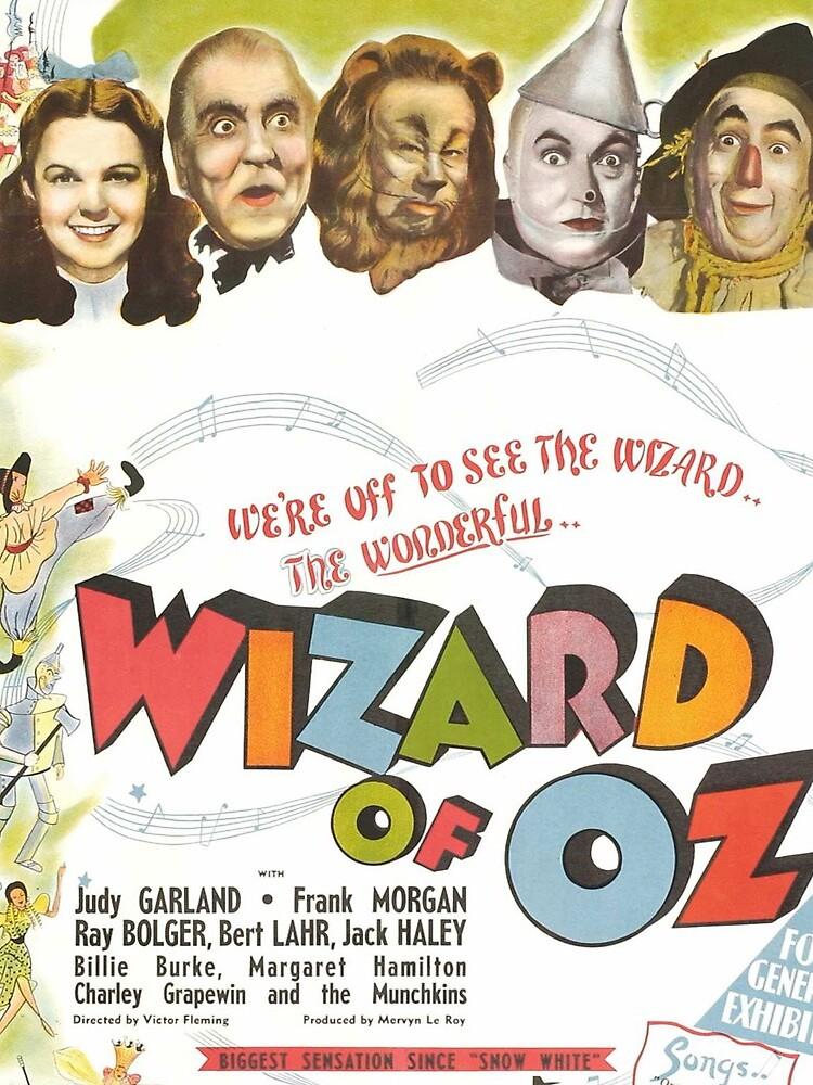 Der Zauberer von Oz (Alt) von robertpartridge