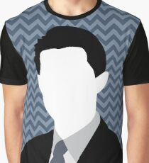 Twin Peaks, Agent Cooper Graphic T-Shirt