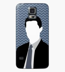 Twin Peaks, Agent Cooper Case/Skin for Samsung Galaxy