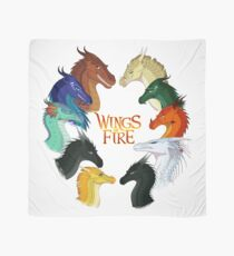 Wings of Fire - All Together Scarf