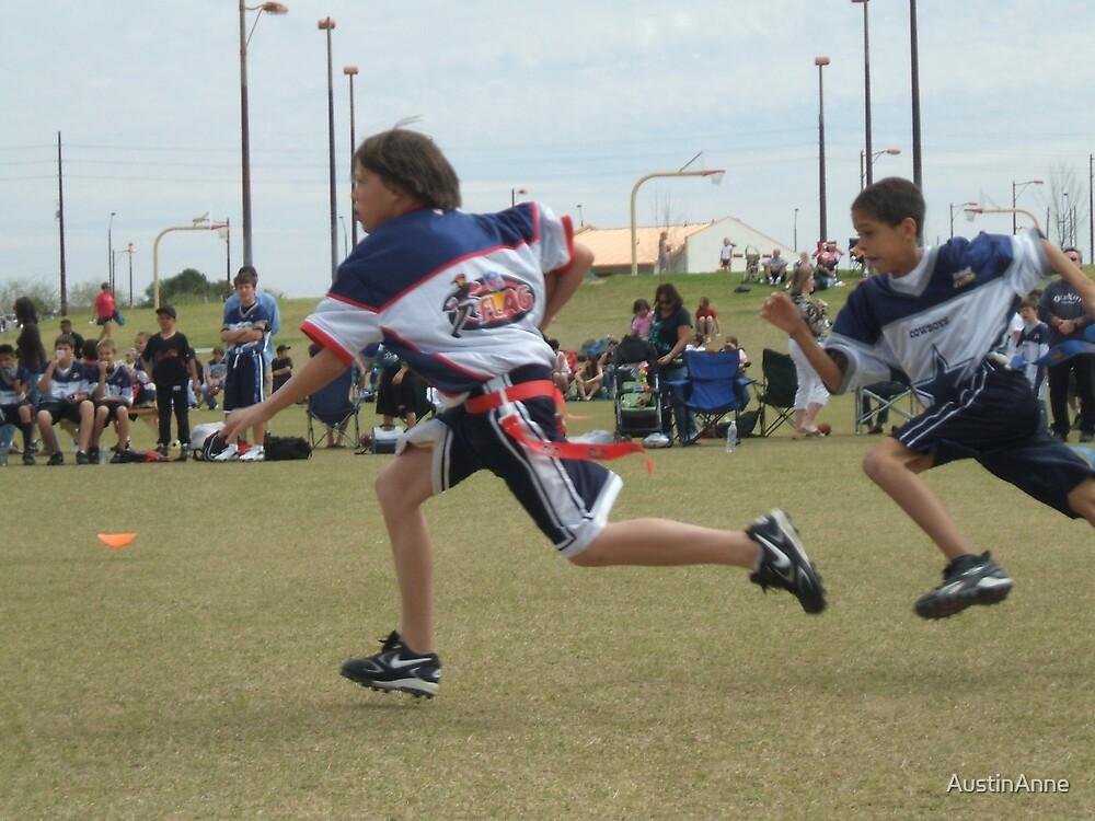 Kids at play 1 by AustinAnne