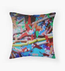(NORTH JACKSON STREET) ERIC WHITEMAN ART Throw Pillow