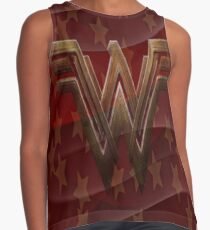 Golden Star Wonder Women Contrast Tank