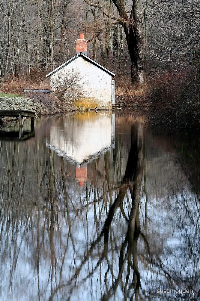 springhouse by susan ogden