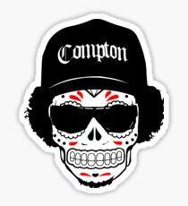 Pegatina Compton