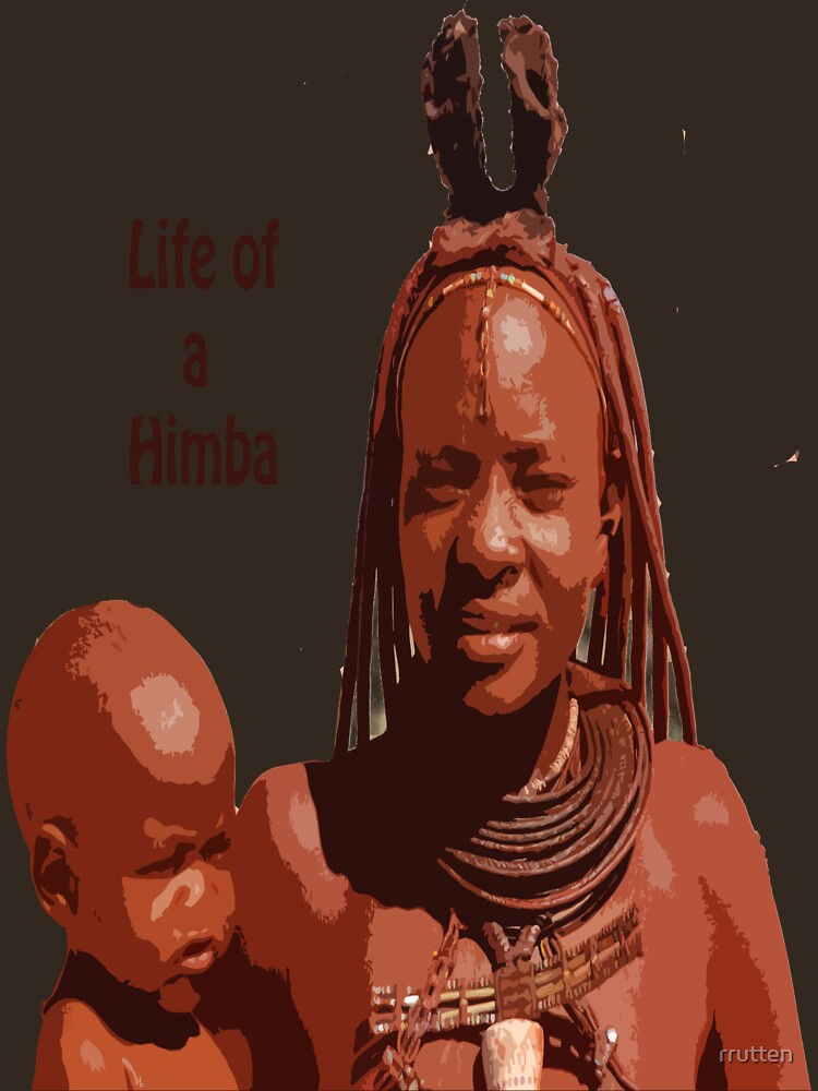 Life of a Himba by rrutten