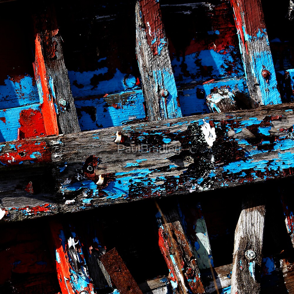 Weathered Paint by PaulBradley
