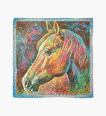 Colorful Head Horse Scarf