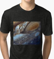 Storms on Jupiter Tri-blend T-Shirt
