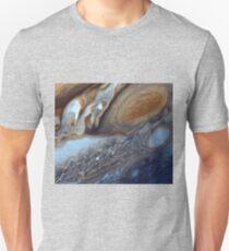 Storms on Jupiter Unisex T-Shirt