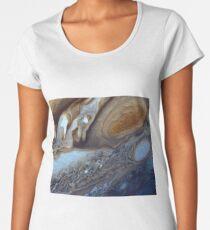 Storms on Jupiter Women's Premium T-Shirt