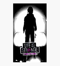 Remember to forget - Before the Storm - Life is Strange 1.5 Photographic Print