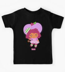 Rasberry Tart Kids Tee