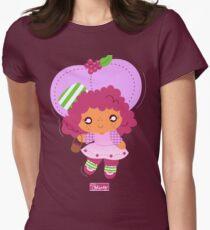 Rasberry Tart Womens Fitted T-Shirt