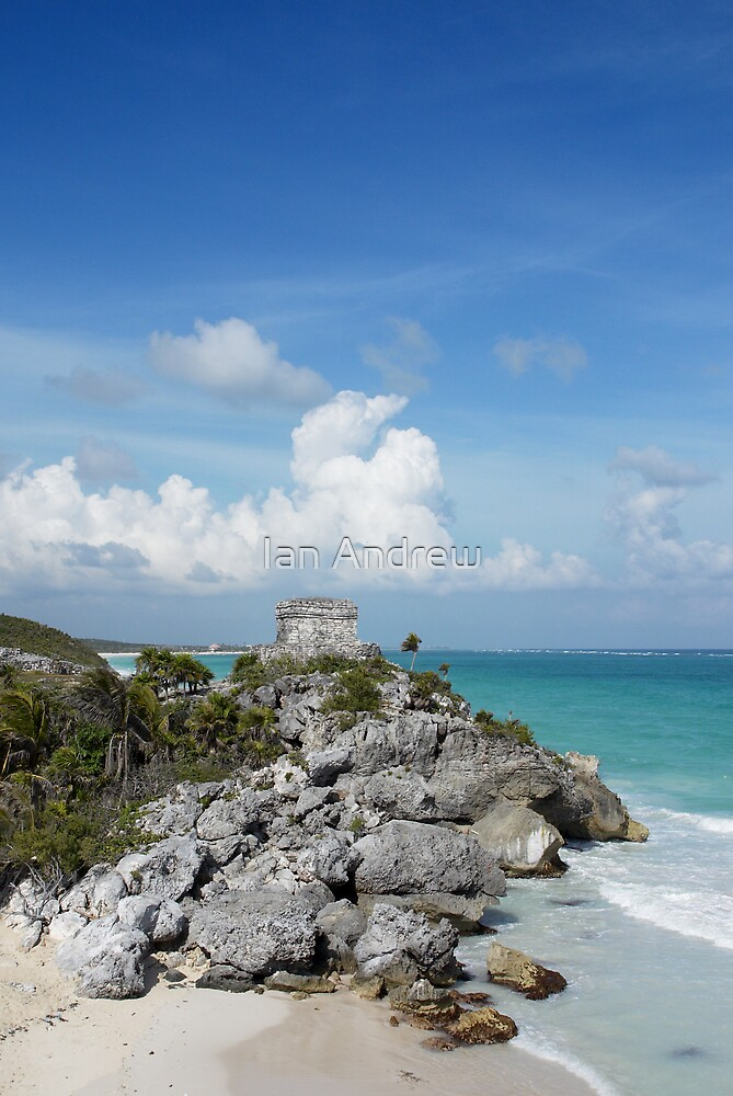 Tulum, Mexico by Ian Andrew