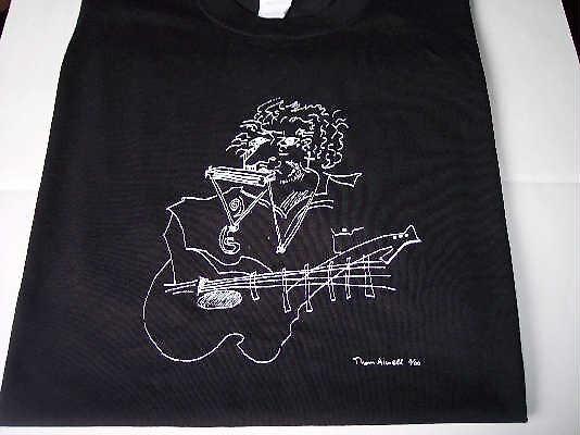 Bob Dylan t-shirts! by tchiphead2