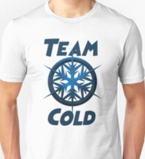 Team Cold-Legends of Tomorrow Unisex T-Shirt