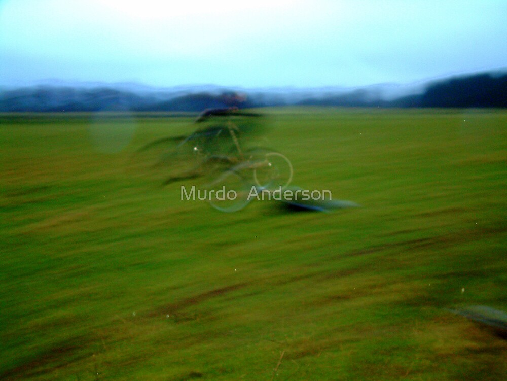 Blur by Murdo  Anderson