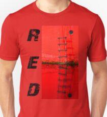 ragman red Unisex T-Shirt