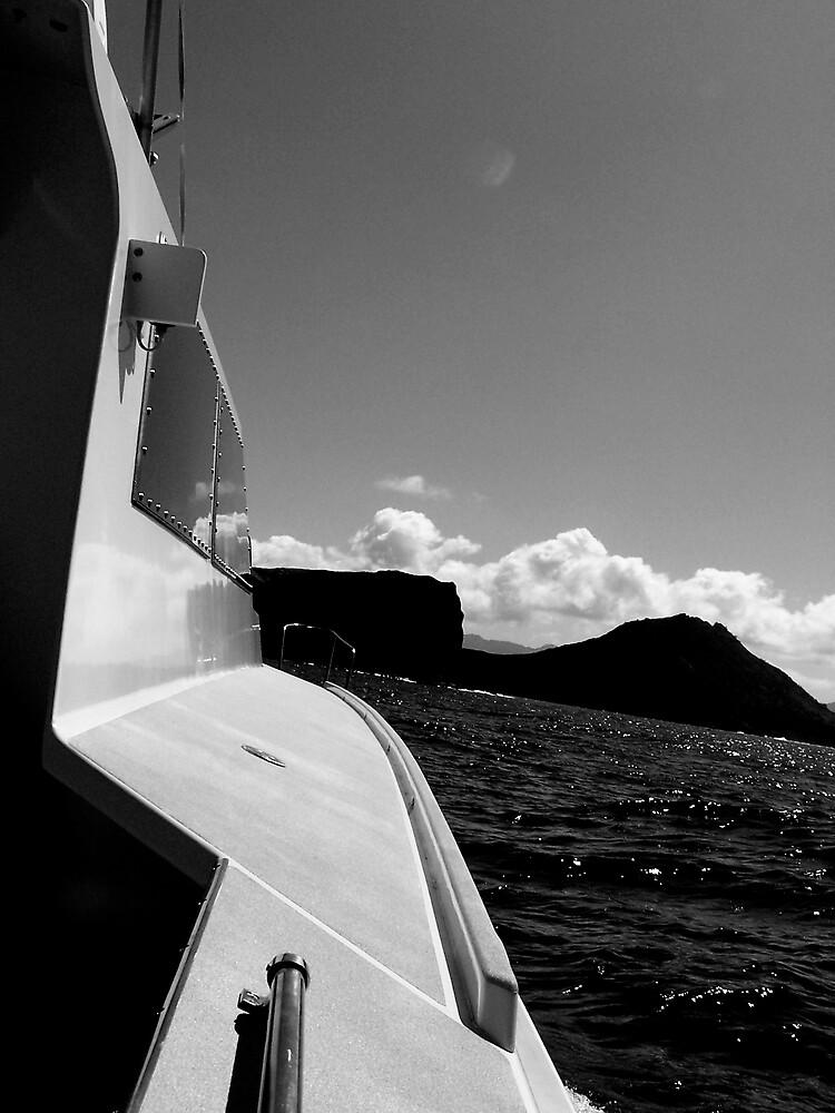 Boat View by pbeltz