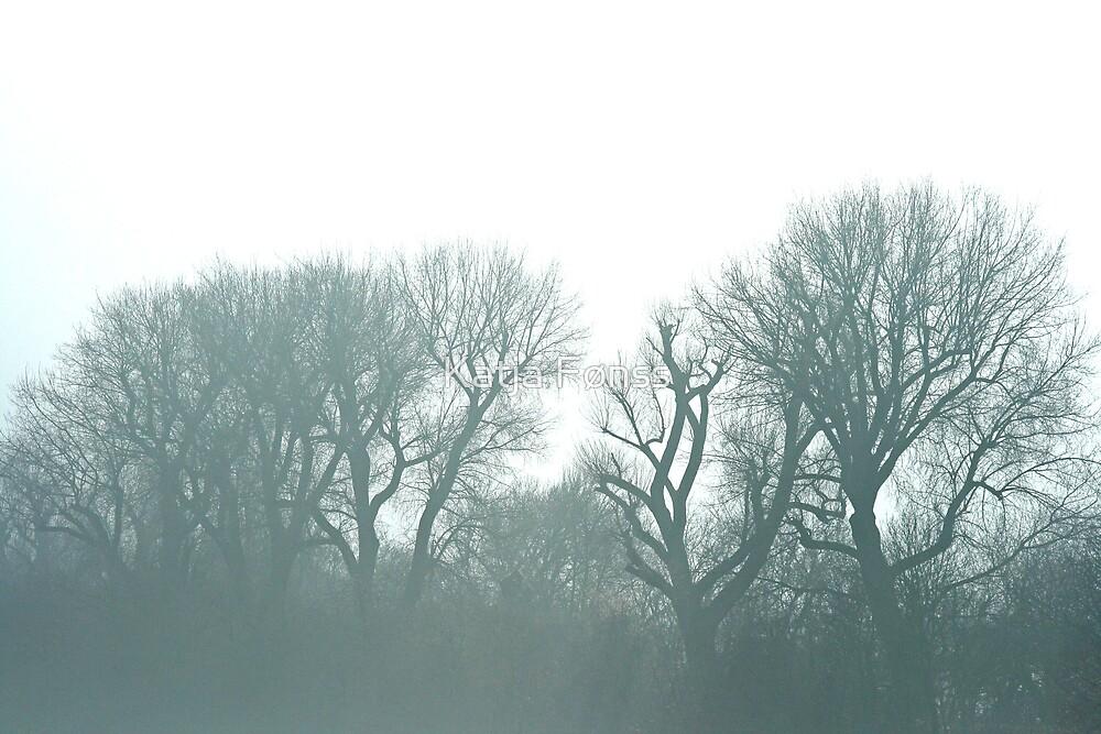 Ghost Trees by Katja Fønss