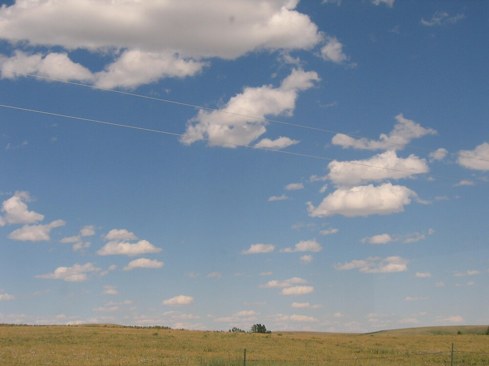 Big Sky Country by jdworldly