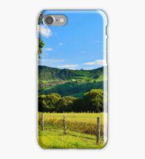 The Border Ranges iPhone Case/Skin