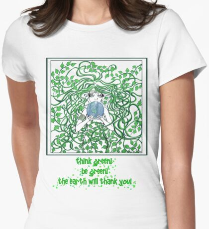Think Green and Be Green T-Shirt