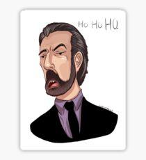 Ho Ho Ho Sticker