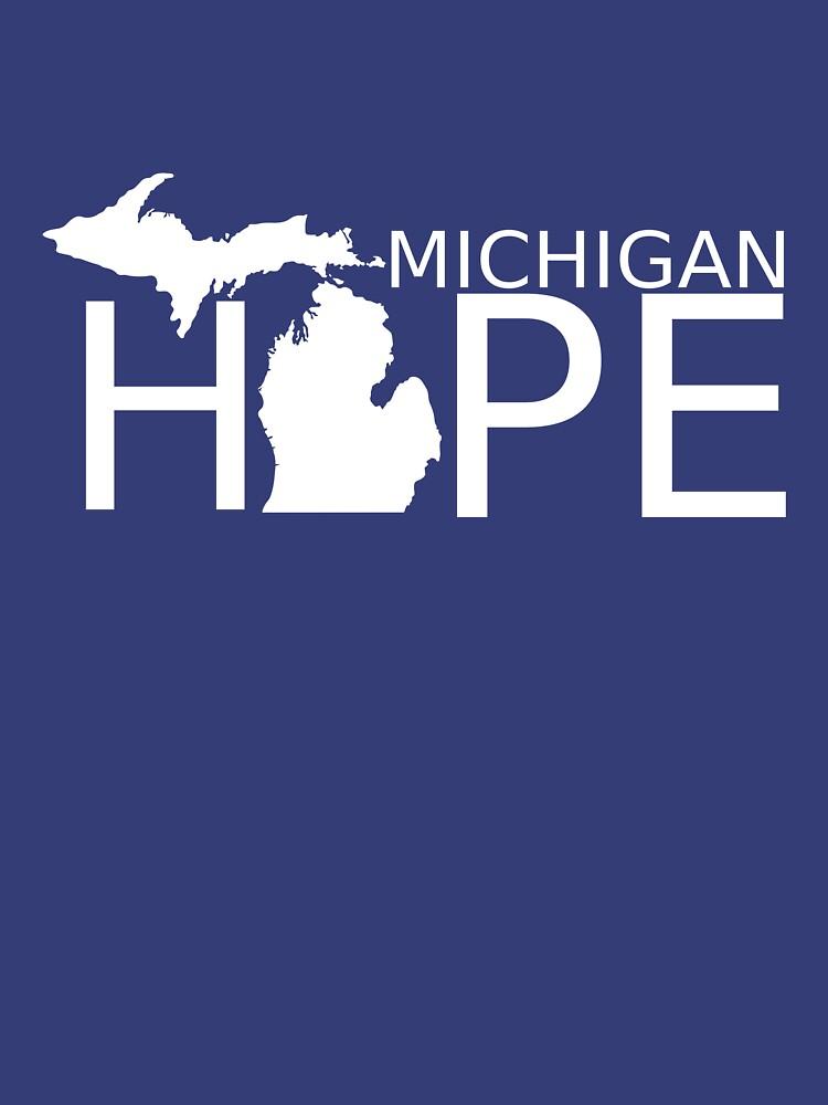 Michigan is Hope by ByTekk