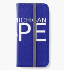 Michigan is Hope iPhone Wallet/Case/Skin