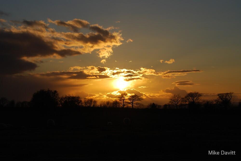 Sundown by Mike Davitt