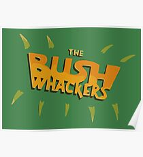 The Bushwhackers Poster