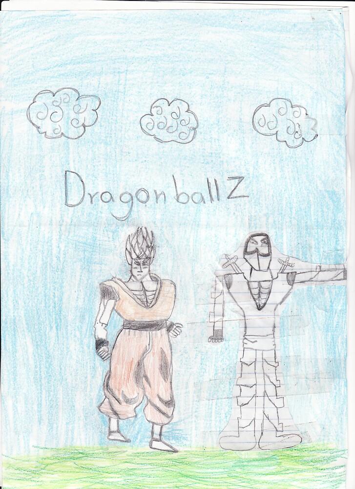 Dragonball Z by Blade32