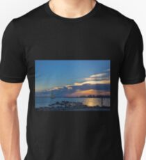 Dubios Beach - Stonington CT Unisex T-Shirt