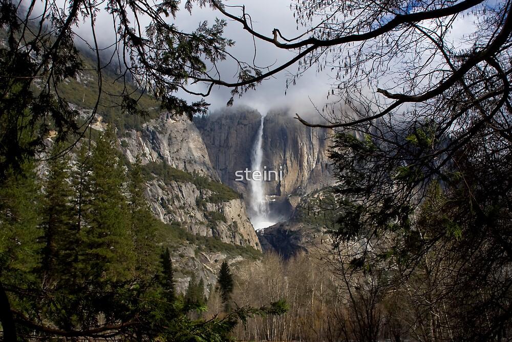 Yosemite Portal by steini