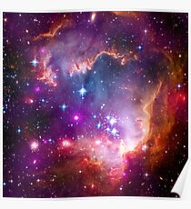 The Wing of the Small Magellanic Cloud  Poster