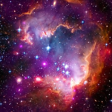 The Wing of the Small Magellanic Cloud  by bobbooo