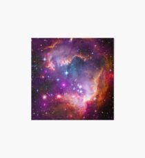 The Wing of the Small Magellanic Cloud  Art Board