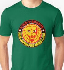 NJPW New Japan Pro Wrestling Unisex T-Shirt