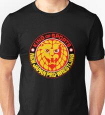 NJPW New Japan Pro Wrestling T-Shirt