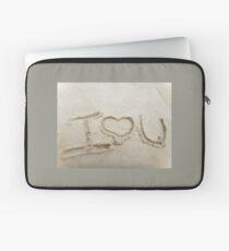 Beachy Love Laptop Sleeve