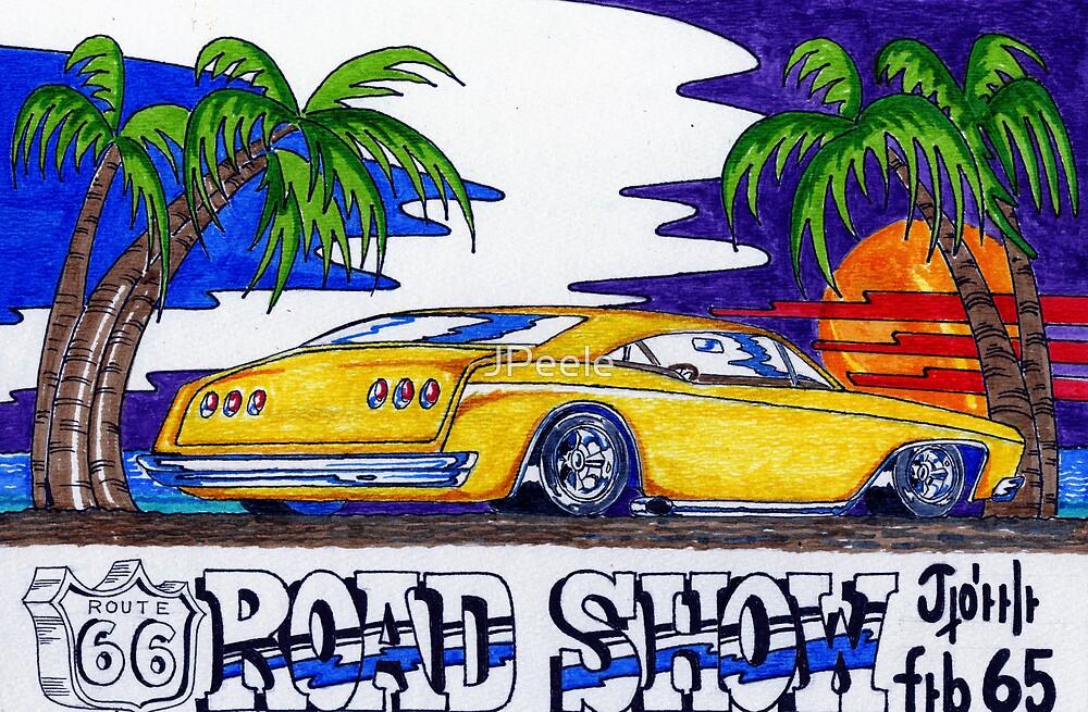 Route 66 Lil Rock-n-Roller by James Peele