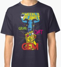 The Weekly Planet; GRAB DAT GEM Classic T-Shirt