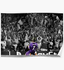 Cristiano Ronaldo 2017 Poster