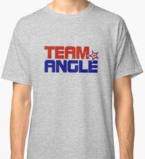 Team Angle Kurt Angle Classic T-Shirt