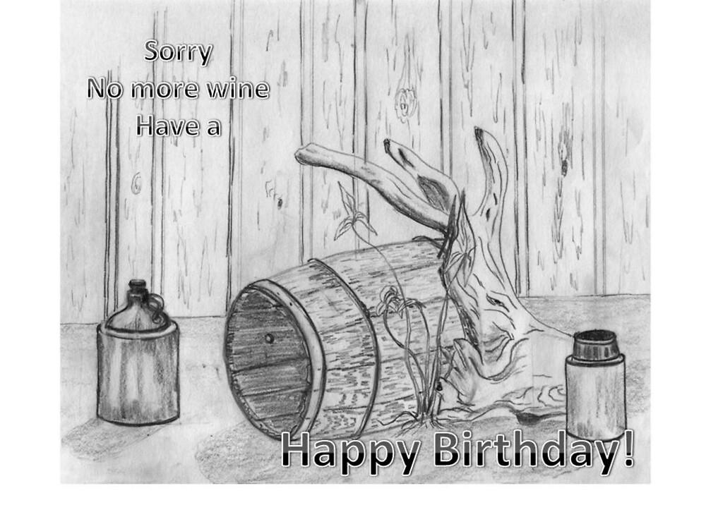 The Empty Barrel by Irene Clarke